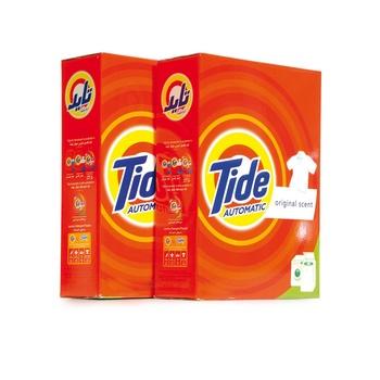 Tide Detergent Original Front Loading 2 X 2.5kg