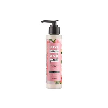 Love Beauty & Planet Muru Muru Butter & Rose Face Cleansing Gel 125 ml