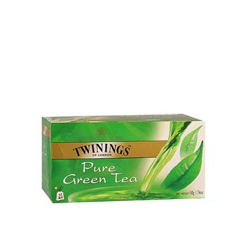 Twinings Goldline Green Tea 25S – Pure