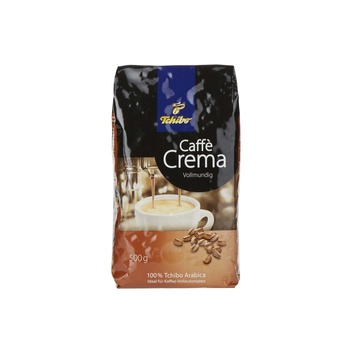 Tchibo Caffe Crema Vollmundig Beans 500g