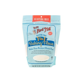 Bobs Red Mill (Gluten Free) 1 To1 Baking Flour 624g