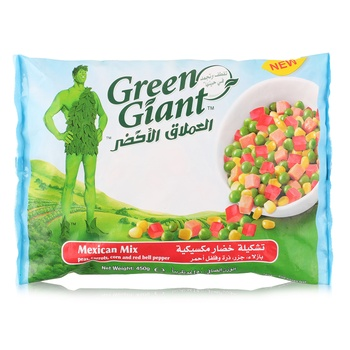 Green Giant Mexican Min 450g