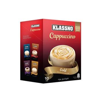 Klassno Cappuccino-Gold 20g