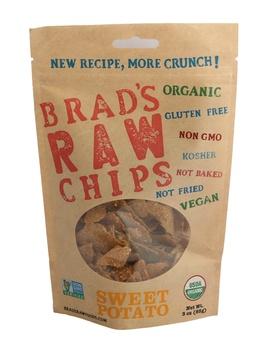 Brads Raw Food Chips Sweet Potato 85g
