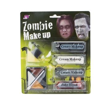 Chamdol Zombie Makeup Kit