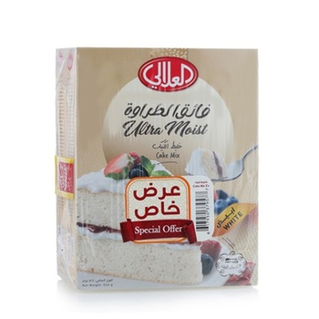 Alali Cakemix Assorted 2 x 524g