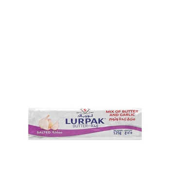 Lurpak Garlic Butter 125g
