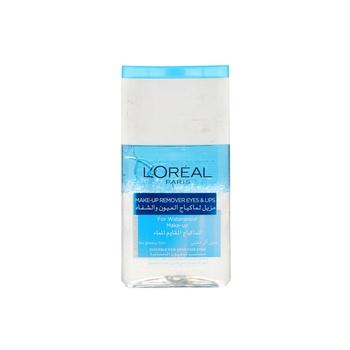 Loreal Dermo Expertise De Eye & Lips Make Up Remover 125 ml