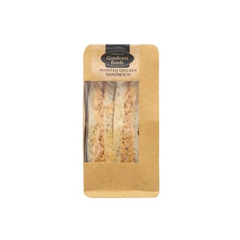 Goodnes Foods  Pre Roasted Chicken Wedge 150g