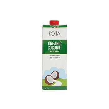 Koita Organic Coconut Milk 1ltr