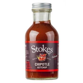 Stokes Chipotle Ketchup 300g