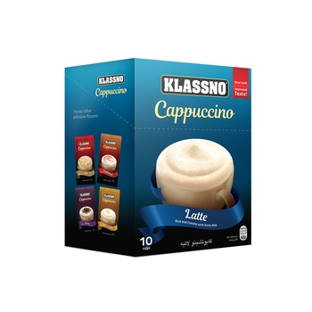 Klassno Cappuccino-Latte 20g