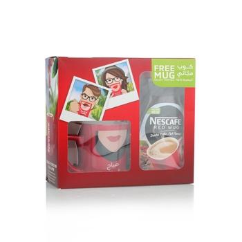 Nescafe Red Mug Coffee+Mug Free 200g