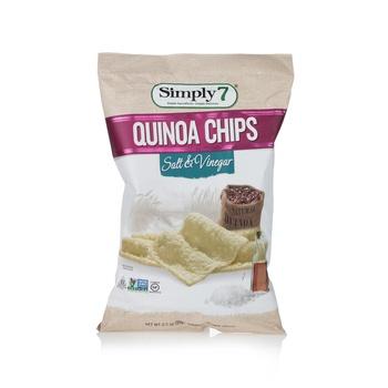 Simply7 Quinoa Salt & Vinegar 99g