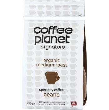 Coffee Planet Organic Beans  250g