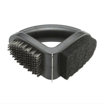 Chefs Pride Barbeque 3 In 1 Brush