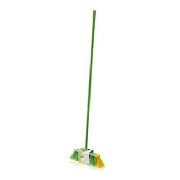 3M Scotch Brite Twister Fine Outdoor Broom Green