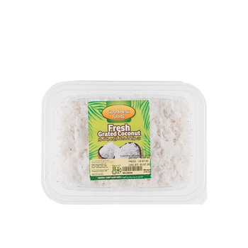 Goodness Food Grated Coconut 250g