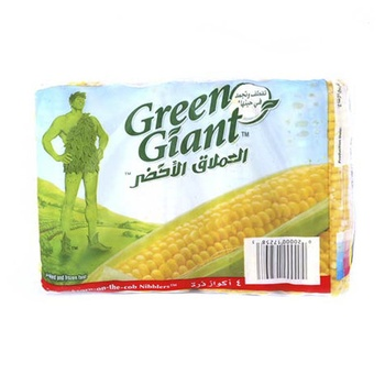 Green Giant Corn On Cob 4s