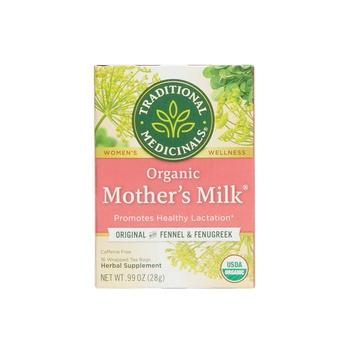 Traditional Medicinals Mother'ss Milk 16 Tea Bags