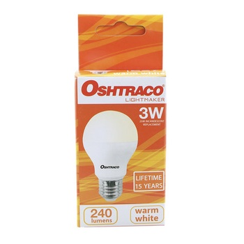 Oshtraco Light Maker White Led Bulb