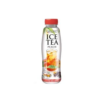Favorit Swiss Premium Ice Tea Peach 500ml