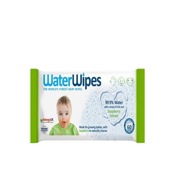 Water Wipes - Baby Wipes Soapberry 60 Sheets