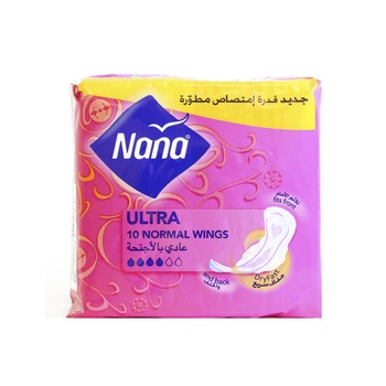Nana Ultra Normal Wings 10pcs