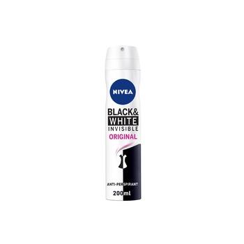 Nivea Invisible For Black & White Anti-perspirant Spray 200ml