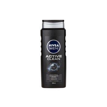 Nivea Men Shower Active Clean 500 ml