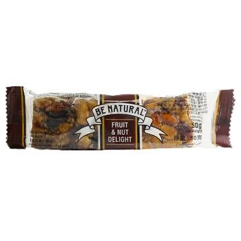 Be Natural Fruit & Nut Delight Bar 50g