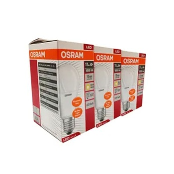 Osram Led Classic A 75 11W Warm Frosted 3pcs