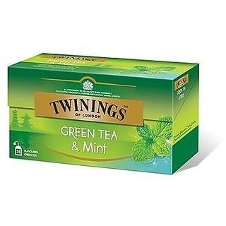 Twinings Green Tea Assorted 2 x 25's