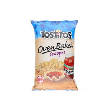 Fritolays Tostitos Baked Scoops 195g