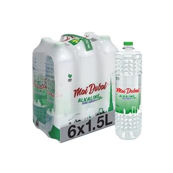 Mai Dubai Alkaline Zero 6X1.5 ltr