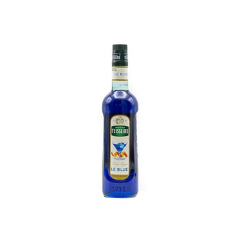 Teisseire Syrup Le Blue 70cl Bottle