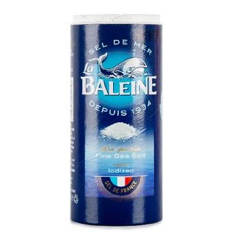 La Baleine Sea Salt Drum 600g