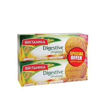 Britannia Digestive 400g Pack of 2