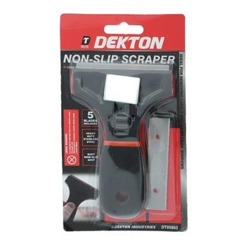Dekton Scraper With 5 Blades