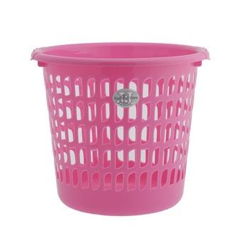 JCJ Plastic Laundry Basket # 1133