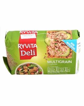 Ryvita Multigrain Crisp Bread 250g