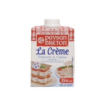 Paysan Briton Cream 35% Fat 50Cl