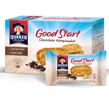 Quaker Chocolate Chips 45g