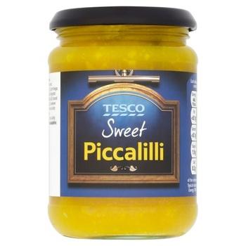 Tesco Sweet Piccalilli 360g