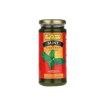 Mothers Recipe Mint Chutney 250g
