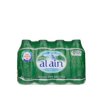 Al Ain Mineral Water 12 X 330ml