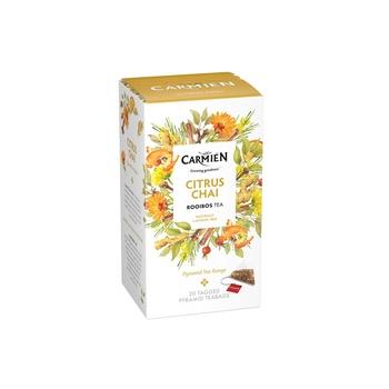 Carmien Pyramid Tea Bag Citrus Chai 20s 50g