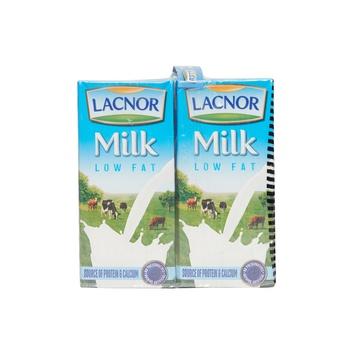 Lacnor Half Cream Milk 4 x1ltr