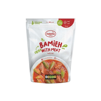 Delektia bamieh with meat (frozen) 500g