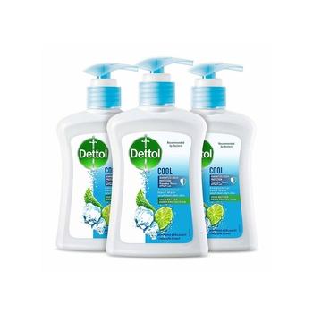 Dettol Cool Handwash 200ml Pack of 3